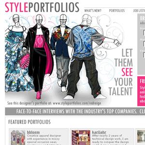 4 Styleportfolios If You Are Fashion Designer