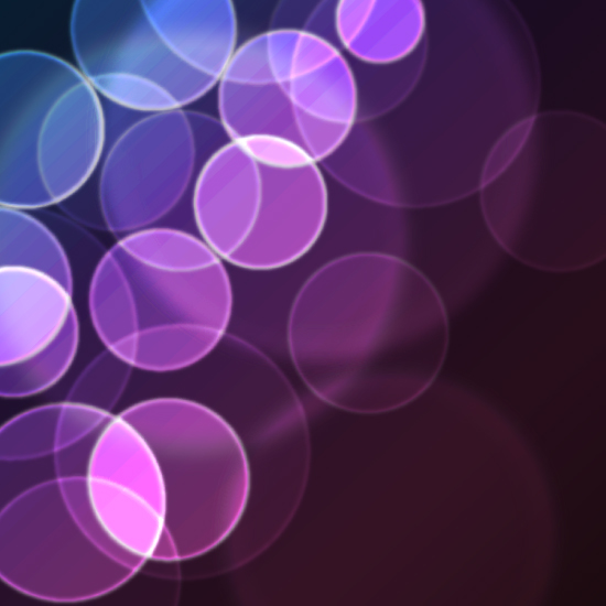 Tutorial: How to create a Bokeh vector background in Illustrator