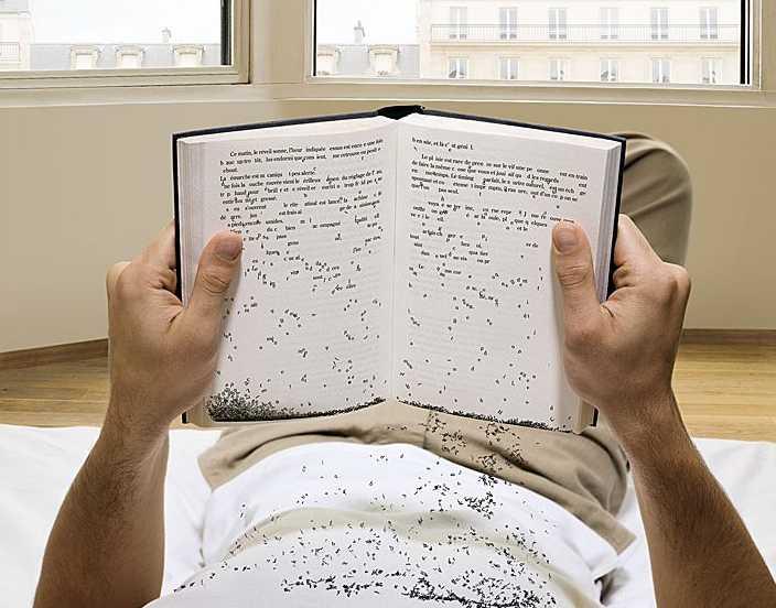 30+ Ingenious Book Photomanipulations