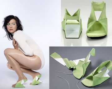 25+ Amazing Origami Inspired Designs