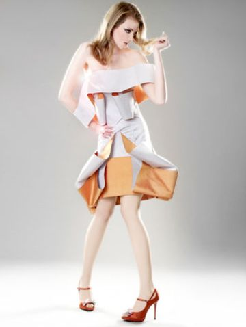 35 Origami Inspired Fashion Designs Pixel77