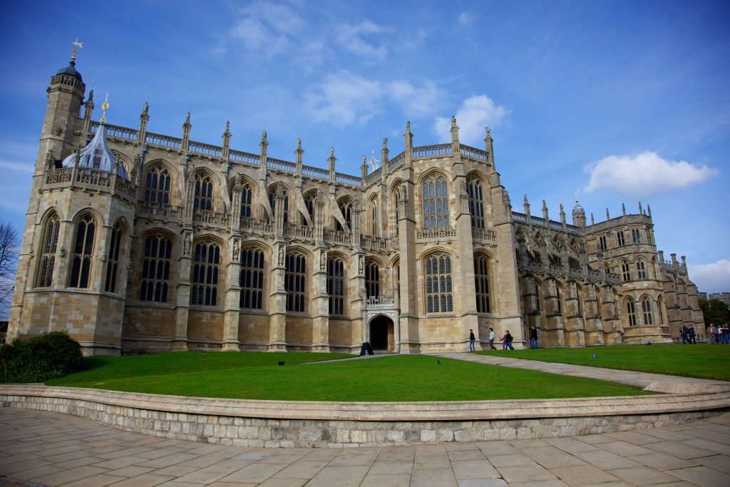 St._Georges_Chapel,_Windsor_Castle_(1)
