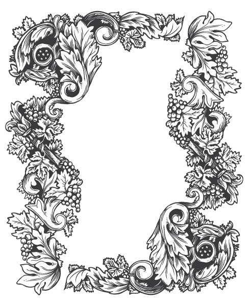 Modern Renaissance Graphic Design