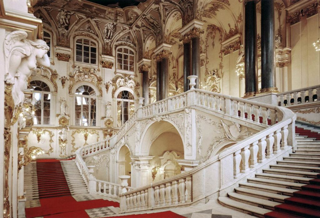 Staircas Image Source The Baroque Architecture