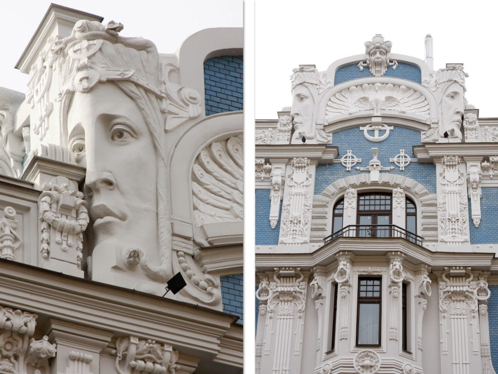 The influence of art history on modern design art nouveau for Architecture art
