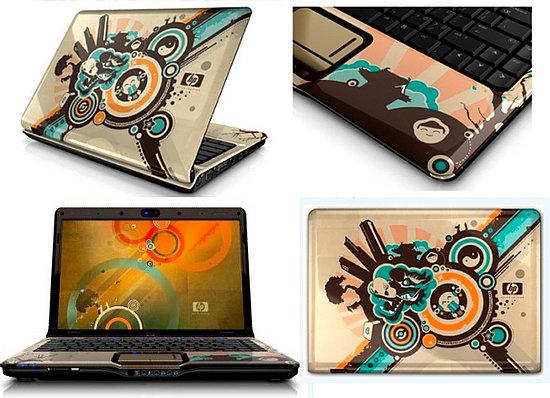 20 Really Cool Laptop Skin Designs