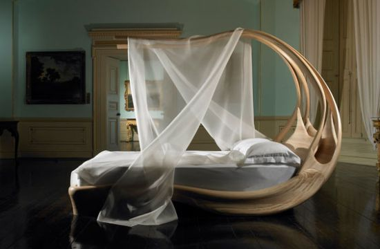 20 Beautiful and Creative Bed Designs