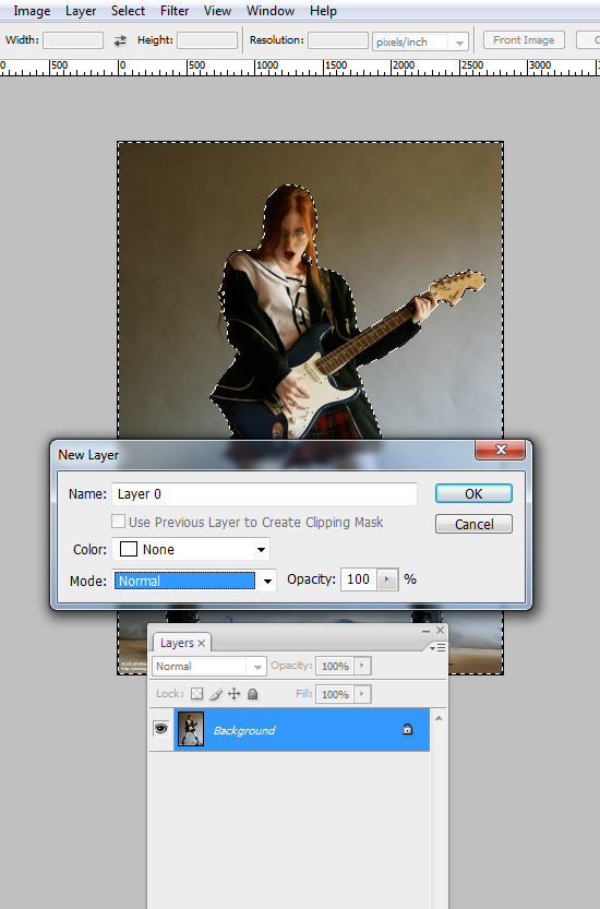 how to make a photoshop file smaller