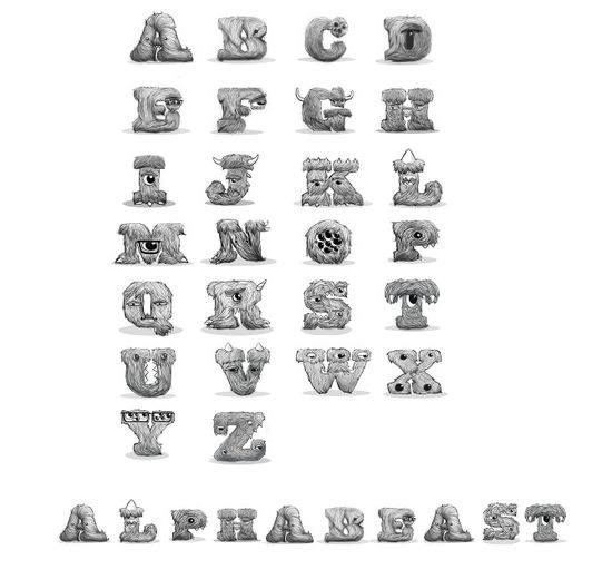 Showcase of Amazing Typography