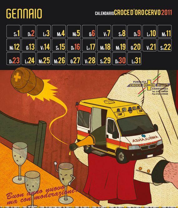Showcase of Beautiful Calendar Designs for 2011