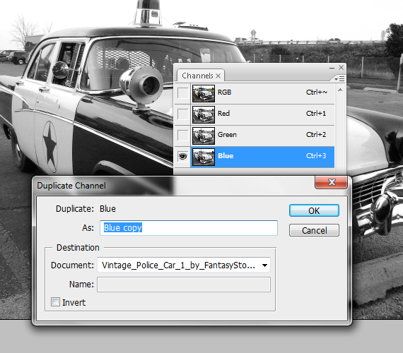 how to make a halftone picture in photoshop
