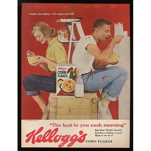 Print Ad Designs Through the Decades: The '60s