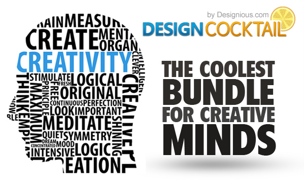 Shhh…don't tell anyone that Design Cocktail 6 bundle is out