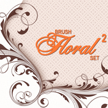 Floral Brushes, Login Forms, Chat Bubbles, PS tut, 270 Icons & Freebie – New on Designtnt.com this week!