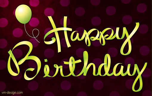 Happy Birthday Fonts ~ Handwritten fonts a touch of creativity in your designs pixel77