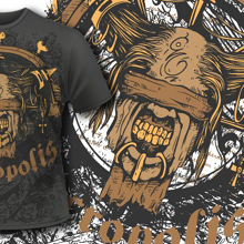 10 Mind Blowing New T-shirt Designs from Designious.com!