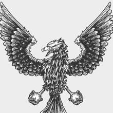Weekly Freebie #3: Vector Engraved Griffin