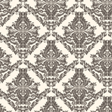 Free Vector of the Day #25: Vector Damask Pattern