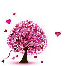 Top 10 Most Vivacious Vector Tree Illustrations from 2011