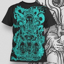 New Awesome T-shirt Designs, Vector Packs & Freebie from Designious.com!