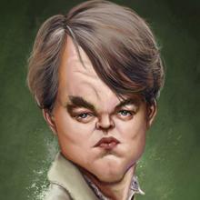 Showcase of 25 Cunning Celebrity Digital Caricatures