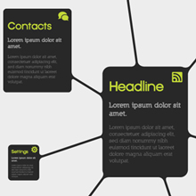 Free Vector of the Day #82: Infographic Template