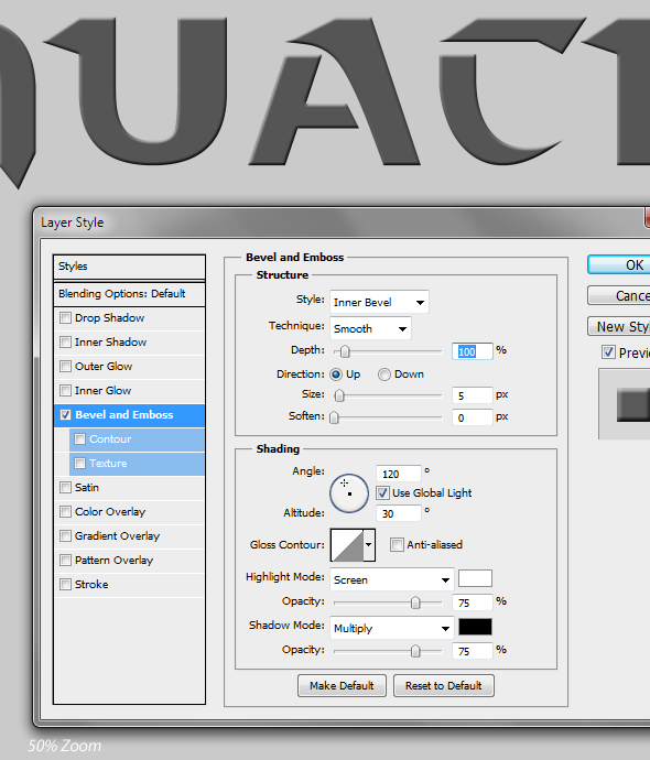 How to create a textured 3d text style with photoshop cs3 pixel77 as ccuart Gallery