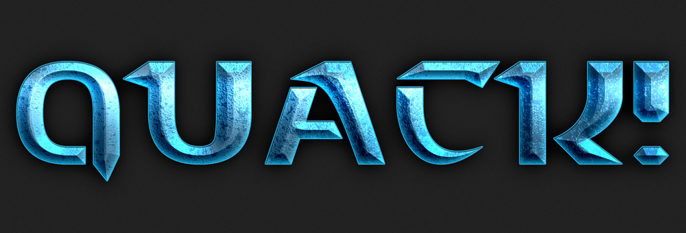 How To Create A Textured 3D Text Style With Photoshop CS3