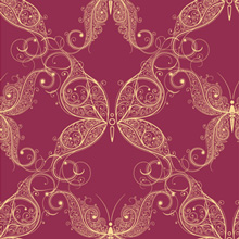 Free Vector of the Day #103: Vintage Pattern