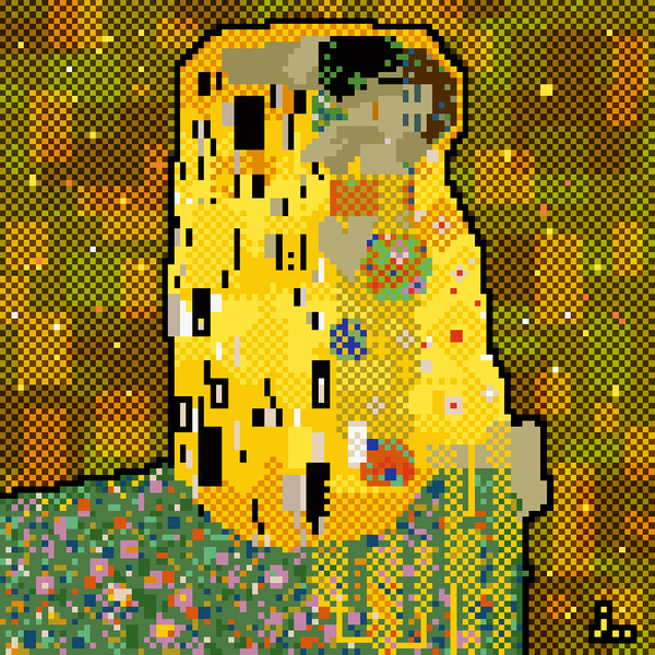 how to make 8bit art with illustrator