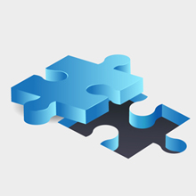 Free Vector Of The Day 136 Jigsaw Puzzle Pieces