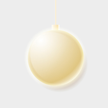 Free Vector of the Day #180: Christmas Globe