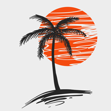 Free Vector of the Day #252: Palm Tree