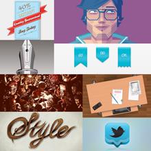 Illustrator Tutorials Roundup – Best of 2012