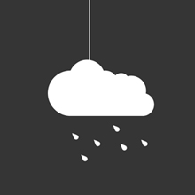 Free Vector of the Day #268: Simple Cloud
