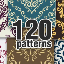 New at Designious.com: 20 Jaw-Dropping Seamless Patterns Vector Packs & Freebie