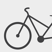 Free Vector of the Day #366: Bicycle Silhouette
