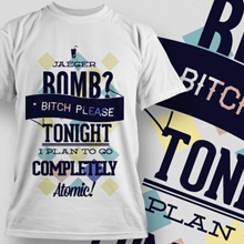 20 New Jaw-Dropping T-shirt Designs from Designious.com