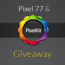Winners of the Pixel77 & PixelKit Giveaway!