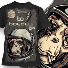 20 New Smoking Hot T-shirt Designs from Designious.com