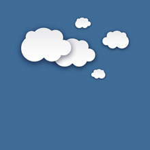 Free Vector of the Day #411: Cloulds