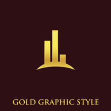 Free Vector of the Day #403: Gold Graphic Style
