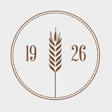 Free Vector of the Day #428: Editable Agriculture Badge