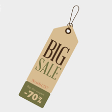 Free Vector of the Day #415: Editable Coupon