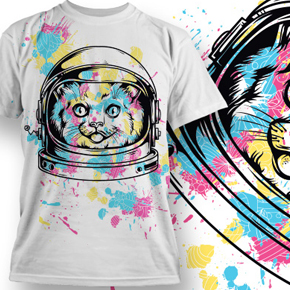 New at Designious: 20 Exceptional T-shirt Designs
