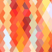 Free Vector of the Day #437: Colorful Retro Background