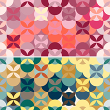 Free Vector of the Day #450: Colorful Background