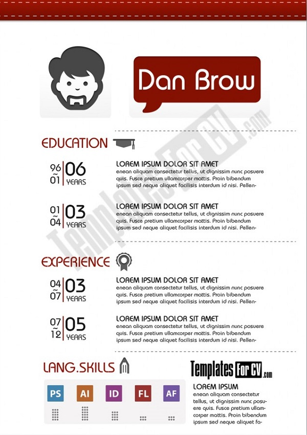 25-Awesome-CV-Templates-and-Examples-9