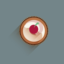 Free Vector of the Day #464: Food Icons