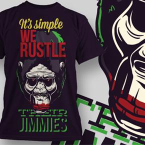 20 New Splendid T-shirt Designs from Designious.com